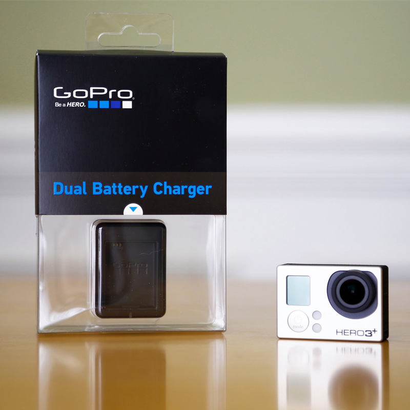 GoPro charging products