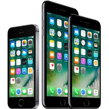 Primerjaj iPhone