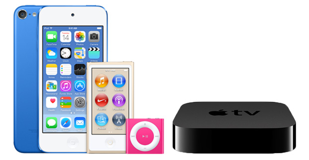 iPod & Apple TV