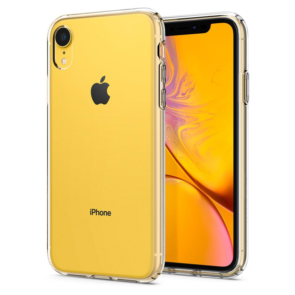 "Spigen New iPhone 6.1"" Case Liquid Crystal Crystal Clear 064CS24866"