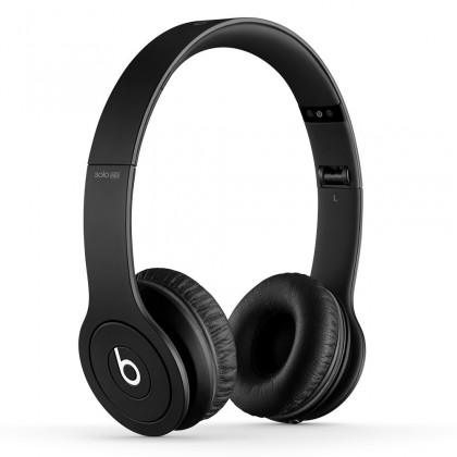 Beats Solo HD On-Ear Headphones - Matte Black