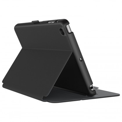 Speck - iPad Mini 4 StyleFolio Black/Slate Grey