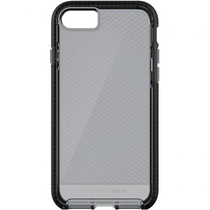 Tech21 Evo Check for iPhone 7 Plus - Smokey/Black