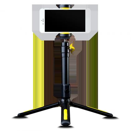 BlackEye Filming handle & Tripod + Bluetooth Shutter