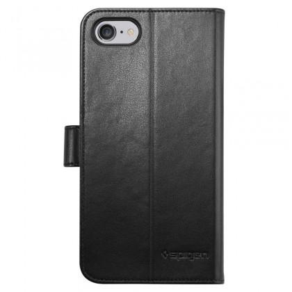 Spigen iPhone 7 Case Wallet S Black 042CS20545