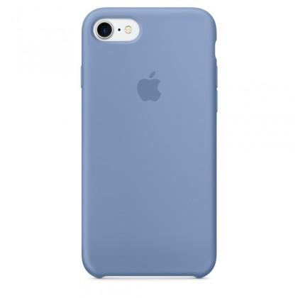 iPhone 7 Silicone Case - Azure