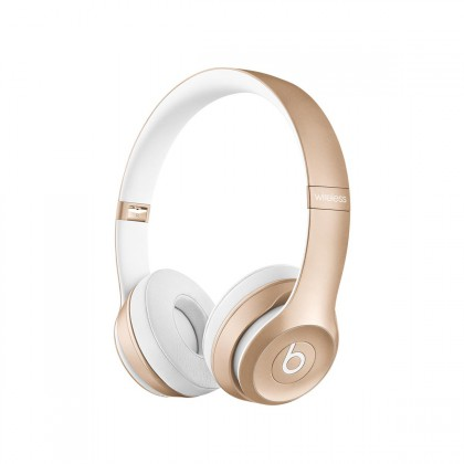 Beats by Dr. Dre - Solo2 Wireless - Gold
