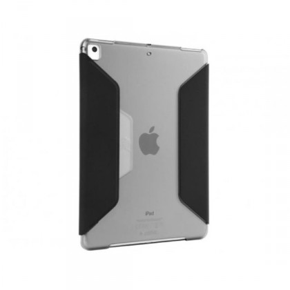 Stm Studio Case For iPad 2017 / 9.7 / Air 1 & 2 - Black / Smoke