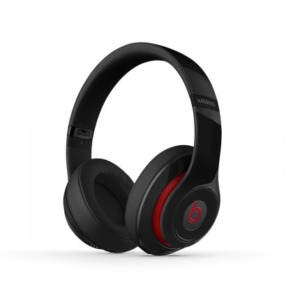 Beats by Dr. Dre - Studio 2.0 Wireless - Black
