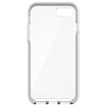 Tech21 Evo Check for iPhone 7 Plus - Clear/White