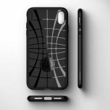 "Spigen New iPhone 6.5"" Case Liquid Air Matte Black (Ver.2) 065CS25126"