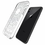 Spigen iPhone X Liquid Crystal Shine Crystal Clear 057CS22120