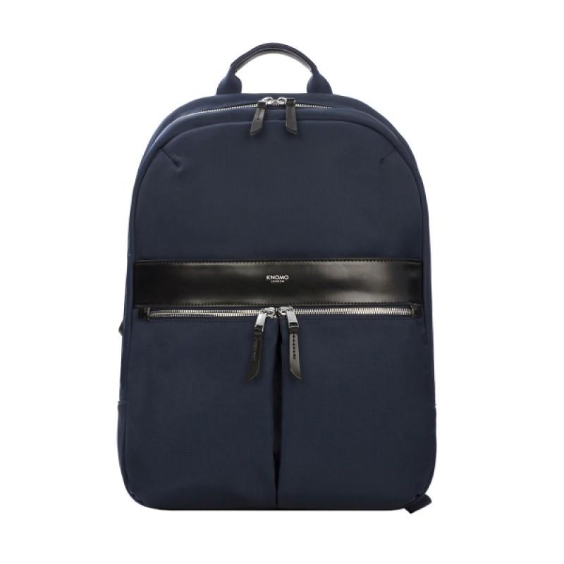 """Knomo BEAUCHAMP 14"""", modrý batoh"""