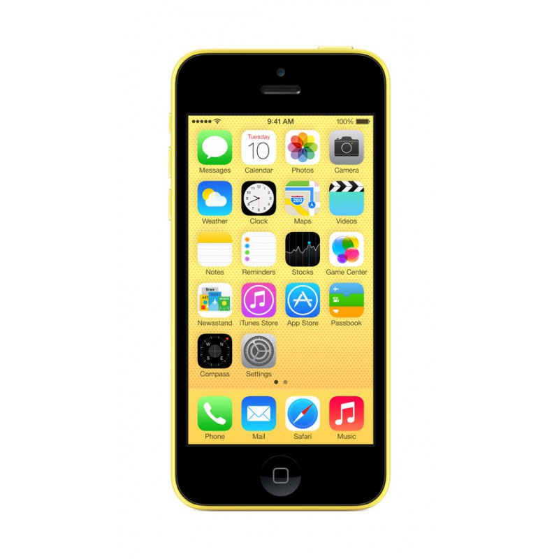 iPhone 5c 32 GB, žlutý
