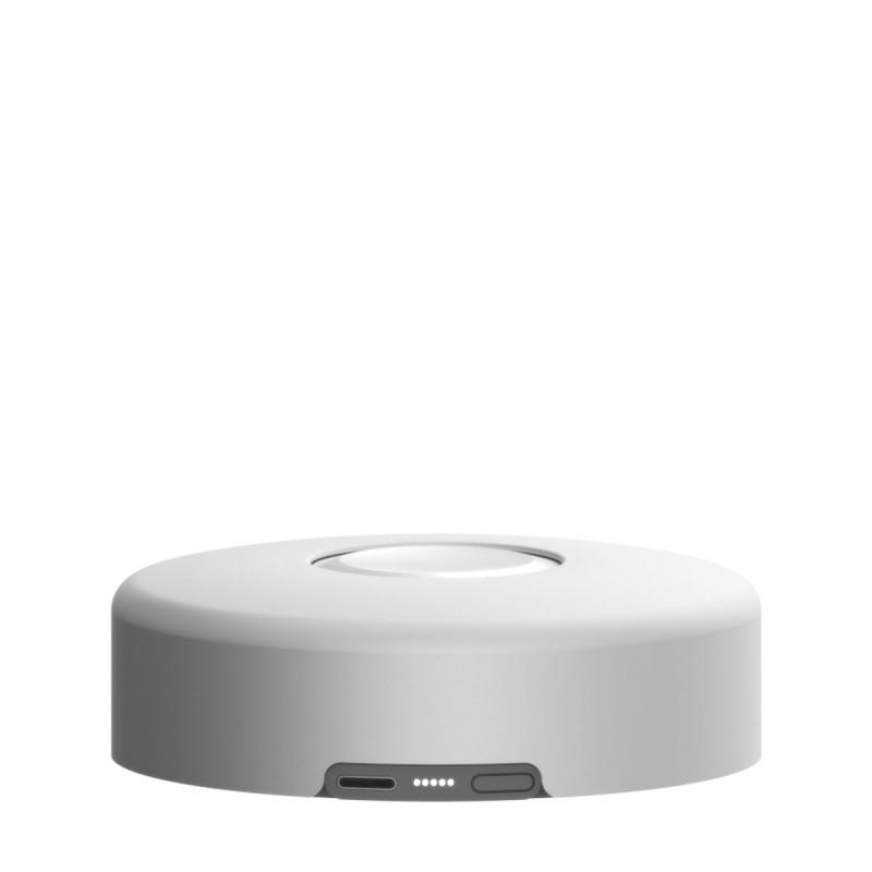 Nomad Pod, dobíjecí stanice pro Apple Watch - stříbrná