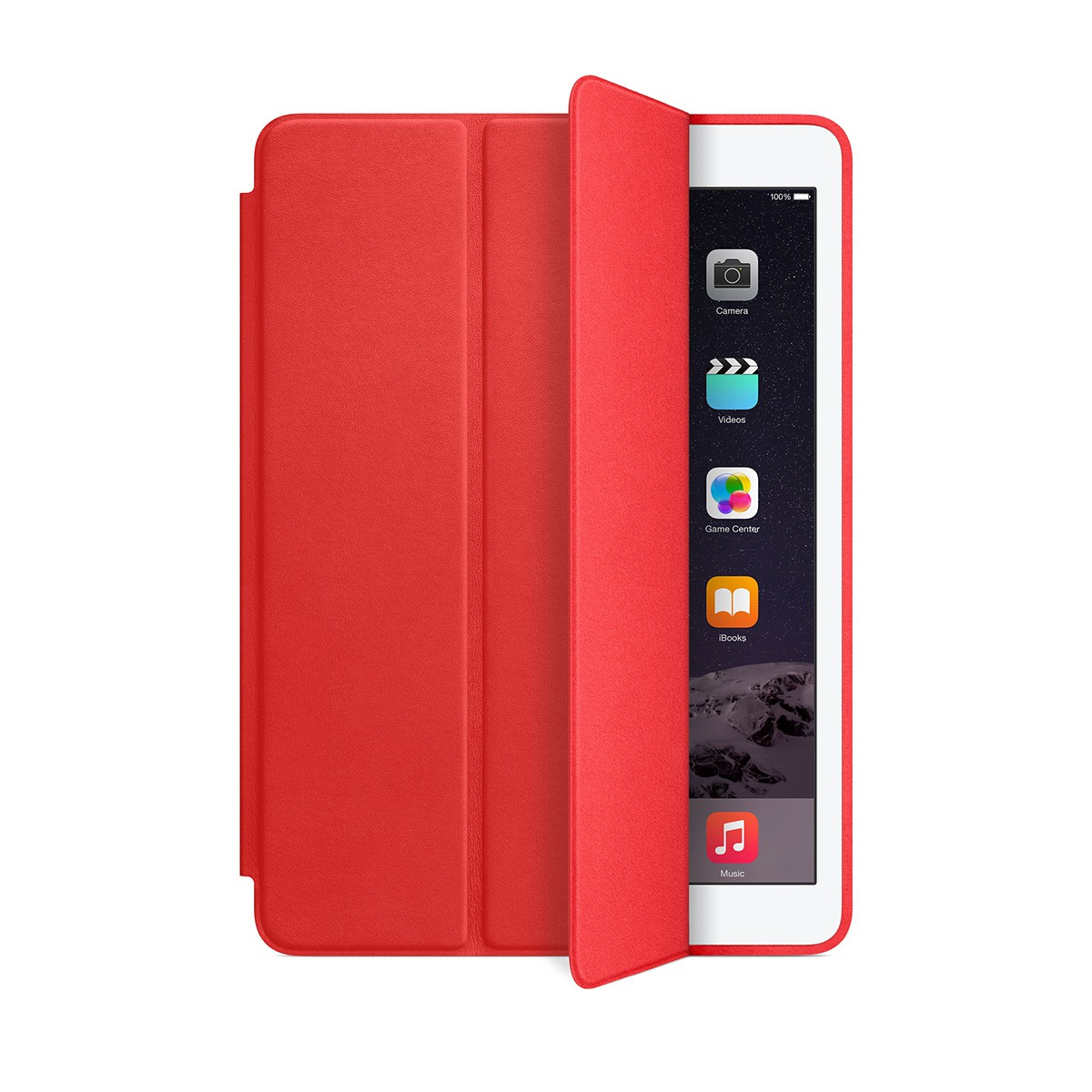 ipad air 2nd gen smart case red istyle apple premium reseller saudi arabia. Black Bedroom Furniture Sets. Home Design Ideas