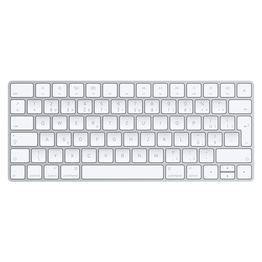 Apple Magic Keyboard – česká