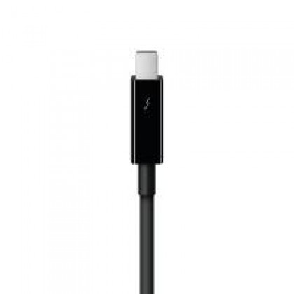 Apple Thunderbolt Cable (0.5 m, Black)