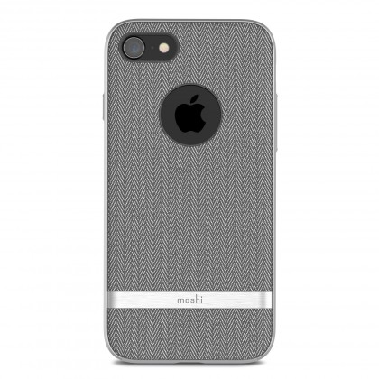 Vesta for iPhone 8 Herringbone Gray