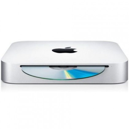 Mac mini 2.4GHz/2GB/320GB/GeForce 320M/SD demo, zaruka 6 mesicu