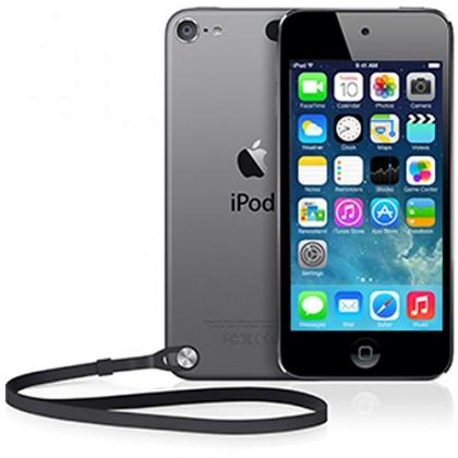 iPod touch 16GB, vesmírně šedý (rozbaleno)