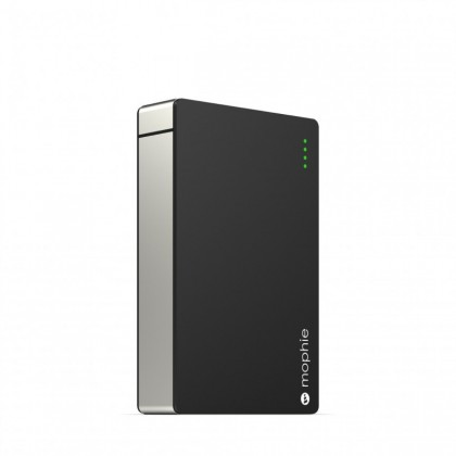 Mophie - Juice Pack Powerstation Duo XL - Black