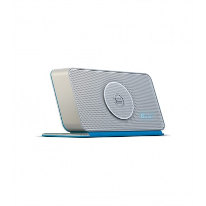 Bayan Audio - SoundBook - Wireless Portable Speaker + FM radio - Silver