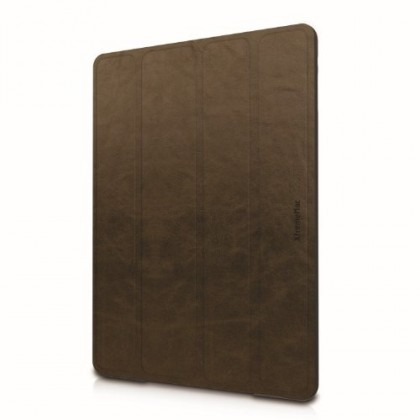 XtremeMac iPad Air Microfolio - Distressed Leather
