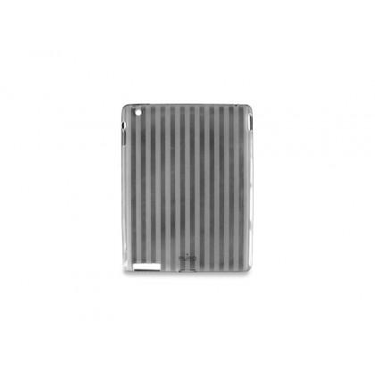 Puro for iPad 2 Plasma Cover, black/grey