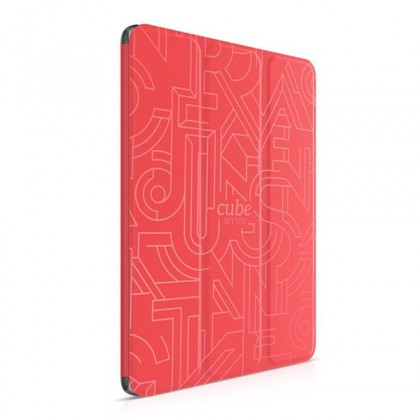 HOCO CUBE CASE RED - IPAD AIR 2