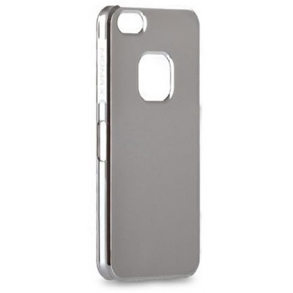 Momax Ultra Thin for iPhone 5, Shiny series, Silver