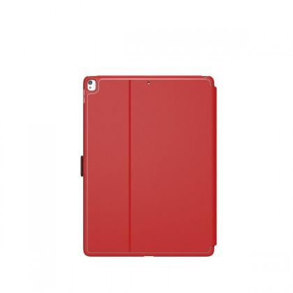 Speck - iPad Pro 10.5-Inch Balance Folio w/Magnet - Dark Poppy Red/Velvet Red