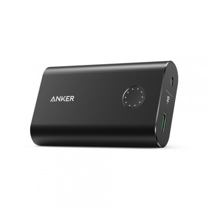Anker PowerCore+ 10050mAh QC3.0 Black Offline - A1311H11