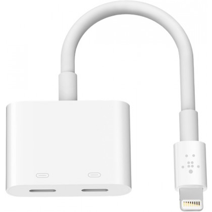 Belkin Lightning Audio + Charge RockStarª