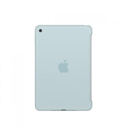 Apple - iPad mini 4 Silicone Case - Turquoise