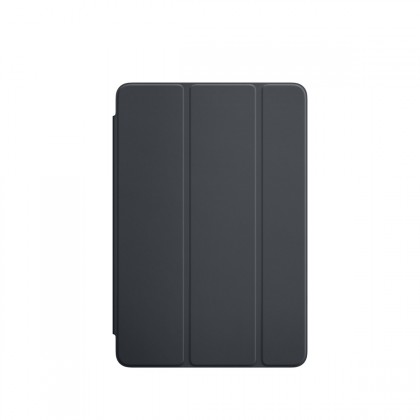 Apple - iPad mini 4 Smart Cover - Charcoal Gray