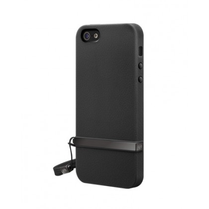 SwitchEasy Lanyard for iPhone 5/5S - Shadow Black