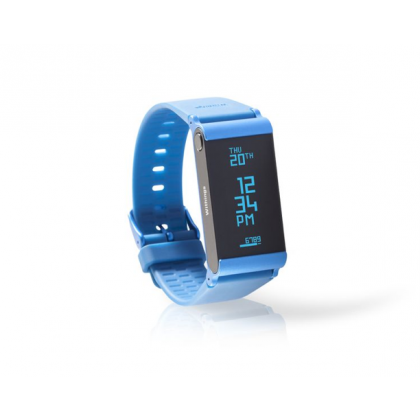 Withings Pulse O2, WAM01-2 (iOS & Android) - Blue