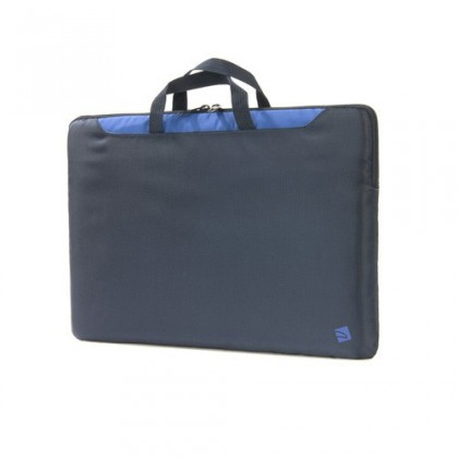 "Tucano Mini sleeve with handles for MacBook Pro 15"", 15"" Retina & 17"", Blue"