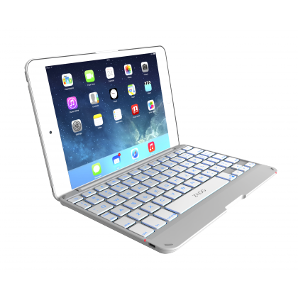 ZAGGkeys Folio white - Apple iPad mini / mini retina CZ