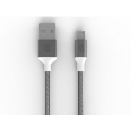 Griffin New USB to Lightning Cable Premium 5ft in Silver