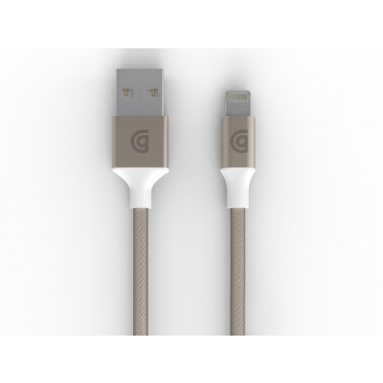 Griffin New USB to Lightning Cable Premium 10ft in Gold