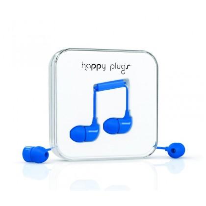Happy Plugs In-Ear sluchátka kobaltové