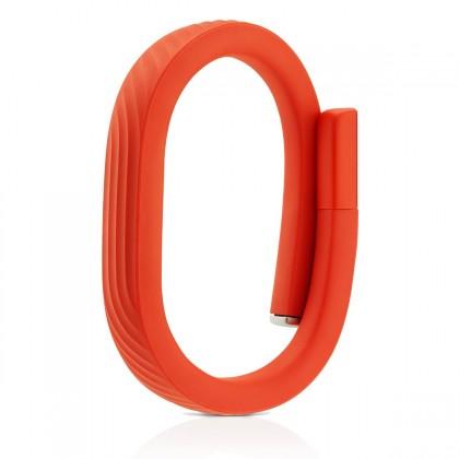 Jawbone UP24 monitor aktivit a spánku L, oranžový JL01-16L-EU1
