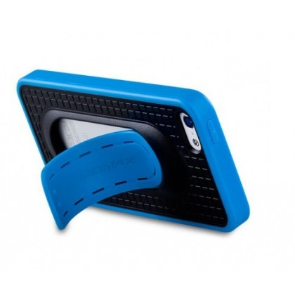 MOMAX iPhone 5 iStand Pro Blue