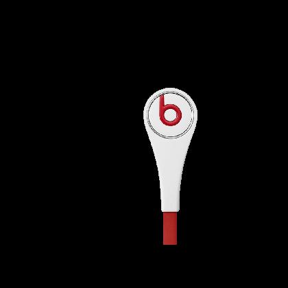 Sluchátka Beats Tour do uší, bílá