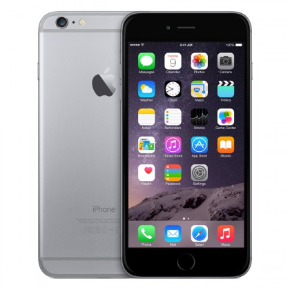 Apple iPhone 6 Plus 16GB - vesmírně šedý (demo)