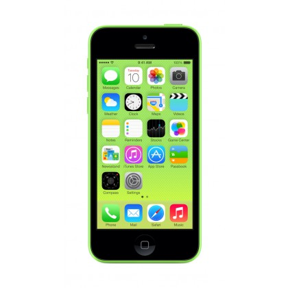 iPhone 5c 16 GB, zelený (záruka 6 měsíců)