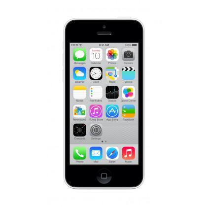 iPhone 5c 16 GB, bílý (záruka 6 měsíců)