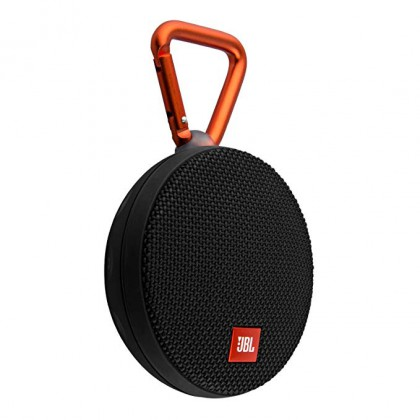 JBL Clip 2  Portable Bluetooth Speaker/ Blk